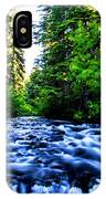 Salt Creek Falls IPhone Case