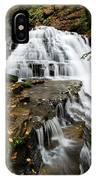 Salt Springs Waterfall IPhone Case