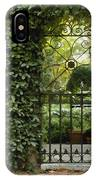 Savannah Gate IPhone Case
