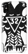 Seal: Freemasonry IPhone Case
