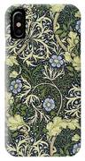 Seaweed Pattern IPhone Case