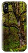 Secluded Tree IPhone Case