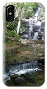 Set Rock Creek Falls IPhone Case