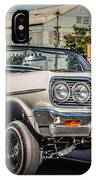 Sf Lowriders IPhone Case