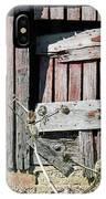 Side Door IPhone Case