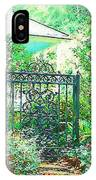 Side Gate IPhone Case