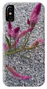Simple Flowers IPhone Case