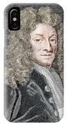 Sir Christopher Wren, Architect IPhone Case