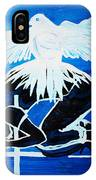 Slain In The Holy Spirit IPhone Case