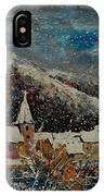 Snow In Bohan IPhone Case