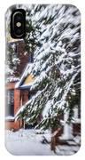 Snow... IPhone Case