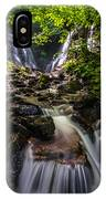 Soco Falls IPhone Case