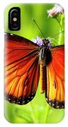 Soldier Butterfly IPhone Case
