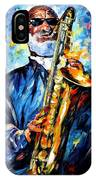 Sonny Rollins IPhone Case
