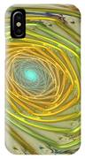 Spiral Rainbow IPhone Case