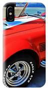 Sports Car IPhone Case