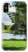 Spring At The Park IPhone Case