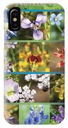 Spring Wildflowers II IPhone Case