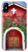 St. Anthony's Church IPhone Case