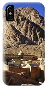 St. Catherine's Monastery IPhone Case