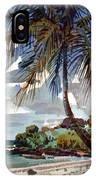 St. Croix Beach IPhone Case