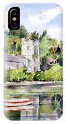 St Just In Roseland Church IPhone Case