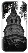 St. Philips Church Steeple IPhone Case
