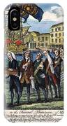 Stamp Act: Repeal, 1766 IPhone Case