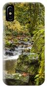 Starvation Creek IPhone Case