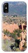 Stone Quarry At Red Rock Canyon Open Space Park IPhone Case