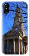 St.philips Episcopal Church In Charleston Sc IPhone Case