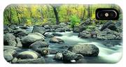 Stream In Cottonwood Canyon, Sedona IPhone Case