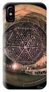 Sudbury Neutrino Observatory Sno IPhone Case