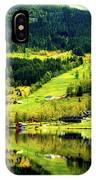 Summer In Norway IPhone Case