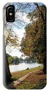 Sunbury On Thames Surrey Uk IPhone Case