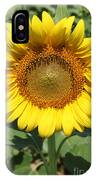 Sunflower 09 IPhone Case