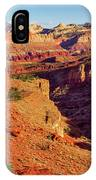 Sunset Point View IPhone Case by John Hight