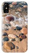 Surf And Stones IPhone Case