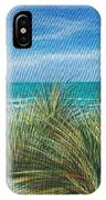 Surf Beach IPhone Case