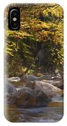 Swift River - White Mountains New Hampshire Usa IPhone X Case