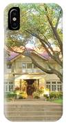 Swiss Avenue Historic Mansion Dallas Texas IPhone Case