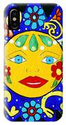 Talavera Sun IPhone Case