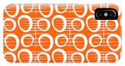 Tangerine Loop IPhone Case