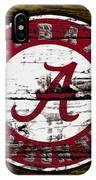 The Alabama Crimson Tide IPhone Case
