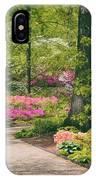 The Azalea Path IPhone Case