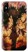 The Burning Bush IPhone Case