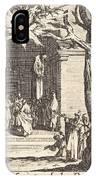 The Death Of Judas IPhone Case