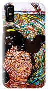 The Drowning Artist IPhone Case