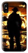 The Fireman IPhone Case