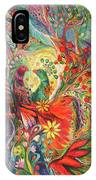 The Flowers And Fruits IPhone Case
